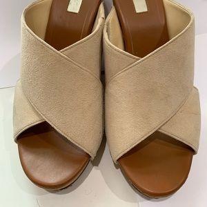Jessica Simpson Sandals Cream color sz 7.5
